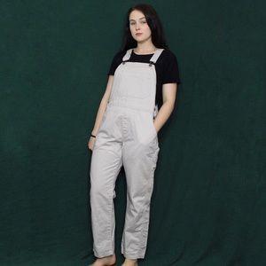 Vintage #90s khaki overalls ⚡️